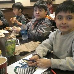 Photo taken at Corner Bakery Cafe by Oscar M. on 12/28/2013