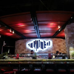 Photo taken at RA Sushi Bar Restaurant by 文杰 曾. on 1/12/2013