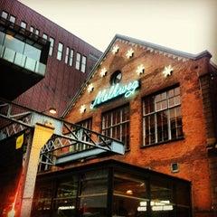 Photo taken at Melkweg by geheimtip ʞ. on 10/20/2012