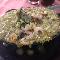 Photo taken at Rincón Marino by Alonso O. on 5/10/2014