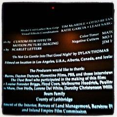 Photo taken at Royal Cinemas by jim g. on 12/13/2014