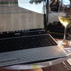 Photo taken at Alcove Wine Bar by Sara Dawn W. on 6/11/2014