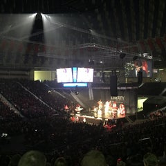 Photo taken at Vines Center by Carter B. on 12/4/2014