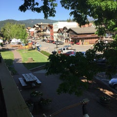 Photo taken at Town of Leavenworth by Kathy J. on 5/7/2016