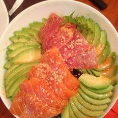 Photo taken at Hot Woks Cool Sushi by NuGame C. on 1/22/2013