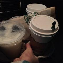 Photo taken at Starbucks by Ruthie O. on 4/8/2016