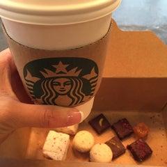 Photo taken at Starbucks by Ruthie O. on 4/27/2015