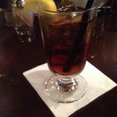 Photo taken at Vinhus Restaurant Lounge by Cindy G. on 5/24/2014