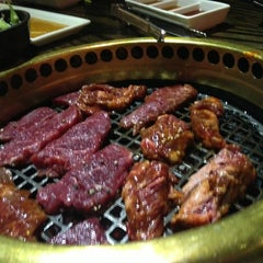 Photo taken at Gyu-Kaku Japanese BBQ by Albert H. on 1/1/2013