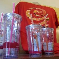 Photo taken at Jamba Juice by Jared J. on 9/24/2012