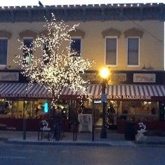 Photo taken at Scholar's Inn Bakehouse by David M. on 11/28/2012