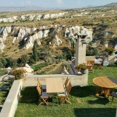 Photo taken at Argos In Cappadocia by 😇pinklady😇 on 9/26/2015