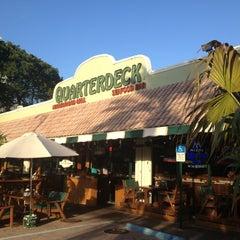 Photo taken at Quarterdeck Restaurant by Douglas L. on 11/15/2012