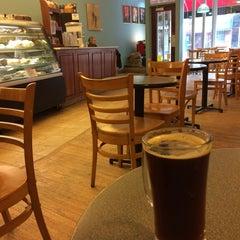 Photo taken at Espresso Royale Cafe by Danny K. on 4/7/2014