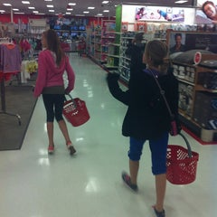 Photo taken at Target by Patricia Lynn Laas Hair Co. L. on 12/29/2012