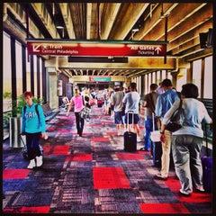 Photo taken at Philadelphia International Airport (PHL) by Profit I. on 7/14/2013
