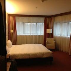 Photo taken at Van der Valk Hotel Rotterdam-Blijdorp by Romy M. on 12/27/2012