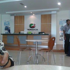 Photo taken at Perodua Sales & Service Center by Auzaie M. on 3/31/2015