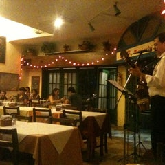 Photo taken at El Mariachi by Raphael P. on 12/9/2012