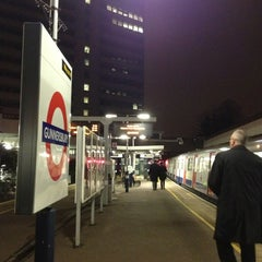 Photo taken at Gunnersbury London Underground and London Overground Station by Namer M. on 2/12/2013