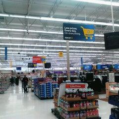 Photo taken at Walmart Supercenter by Armando H. on 1/3/2013