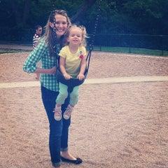 Photo taken at Barton Springs Playground by Jane J. on 4/21/2013