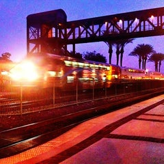 Photo taken at Metrolink Fullerton Station by Stephen M. on 11/7/2012