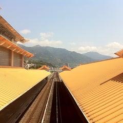 Photo taken at 捷運忠義站 MRT Zhongyi Station by Vladimir (Taiwan) on 3/24/2014