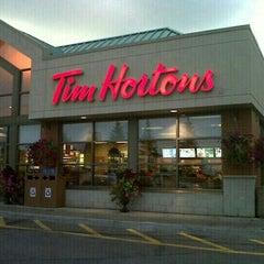 Photo taken at Tim Hortons by Doug T. on 9/16/2012
