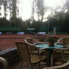 Photo taken at LTC Tennis by Marijke F. on 9/27/2012
