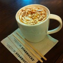 Photo taken at Starbucks (สตาร์บัคส์) by TanG \. on 9/24/2012