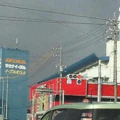 Photo taken at 知立イーグルボウル by Masakazu T. on 9/17/2012