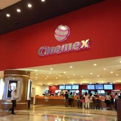 Photo taken at Cinemex by Alejandra R. on 4/5/2013