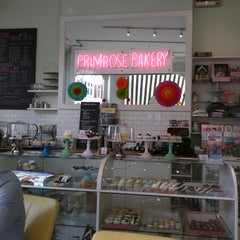 Photo taken at Primrose Bakery by Chris H. on 8/28/2015