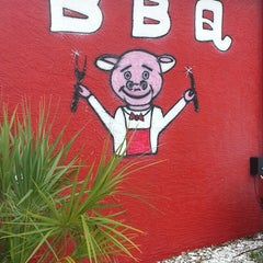 Photo taken at Smokin' J's Real Texas BBQ by Ty F. on 6/8/2013