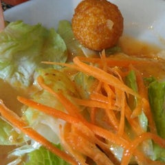 Photo taken at Titaya's Thai Cuisine by Lainie D. on 3/30/2012