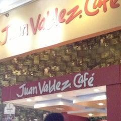 Photo taken at Juan Valdez Café by Andres M. on 6/8/2013