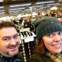 Photo taken at State Wine & Liquor Store #29 by knappst3r on 12/24/2012