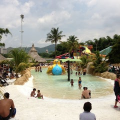 Photo taken at Parque Dunas by Ramón Alberto R. on 5/19/2013