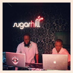 Photo taken at Sugarhill Lounge by Russell G. on 7/21/2013