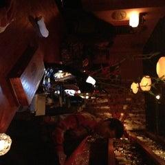 Photo taken at BAR ATOMIC AGE by Ikkei H. on 11/3/2012
