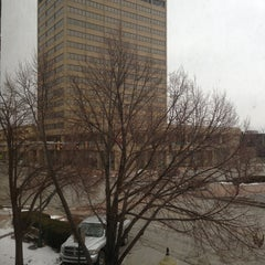 Photo taken at Downtown Topeka by Lori T. on 1/4/2014
