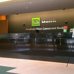 Photo taken at TD Bank by JD M. on 10/8/2012