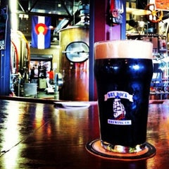 Photo taken at Dry Dock Brewing Company - South Dock by Colin B. on 7/25/2013