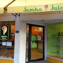 Photo taken at Jamba Juice by Jonathan R. on 5/21/2013