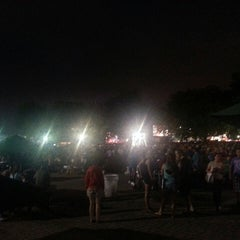 Photo taken at Chevy Court by Natalie K. on 9/1/2013