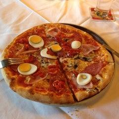 Photo taken at Pizzahaus by Anton I. on 1/2/2013