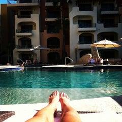 Photo taken at Marina Fiesta Resort & Spa by Giulienne B. on 11/26/2012