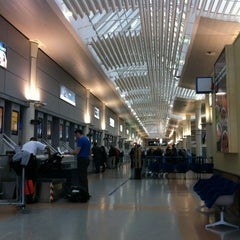 Photo taken at Jersey Airport (JER) by Eliã C. on 10/6/2012