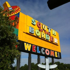 Photo taken at South of the Border by ariq d. on 7/7/2013